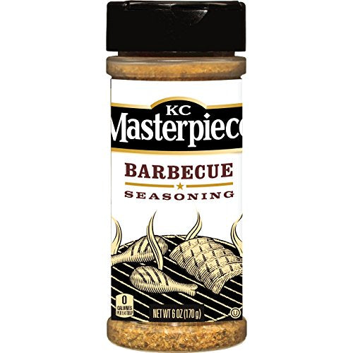 Kc Masterpiece Barbecue Seasoning, 6 Ounces