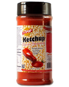 Tru-Pop Ketchup Popcorn Seasoning (Chef 10 Oz)