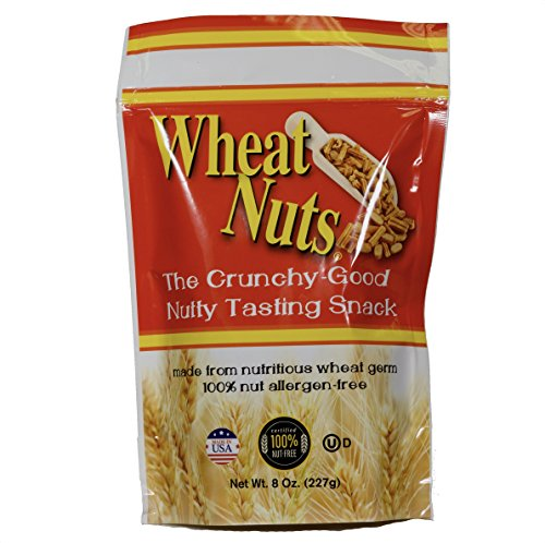 Wheat Nuts - Nut Free Snack!