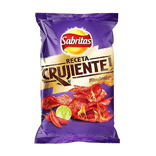 Crujientes Flaming Hot Sabritas 5-Bags
