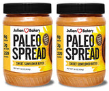 Paleo Spread  Sweet Organic Sunflower Butter (Nut Free) W/Monk Fruit (2 Lbs)