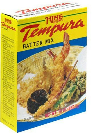 Tempura Batter Mix 10 Oz. Hime
