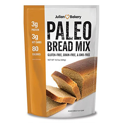 Paleo Bread Mix (Low Carb & Gluten Free)