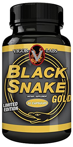 Black Snake Gold **Award Winning Supplement **Limited Edition