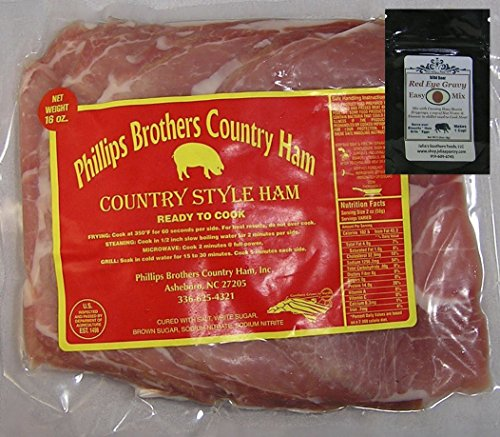 North Carolina Country Ham Biscuit Cuts 1 Lb Pkg