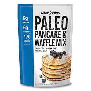 Julian Bakery Paleo Pancake And Waffle Mix, 9 Oz