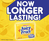 Juicy Fruit Original Bubble Gum, 15 Sticks
