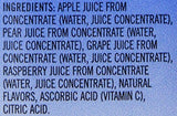 Juicy Juice 100% Juice, Berry, 8-Count/4.23-Ounce Boxes