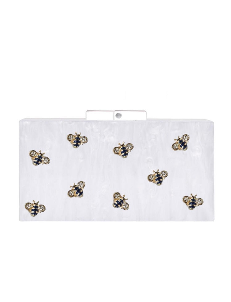 The Let It Bee Clutch