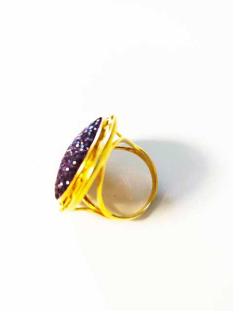 Grecian Nights Ring