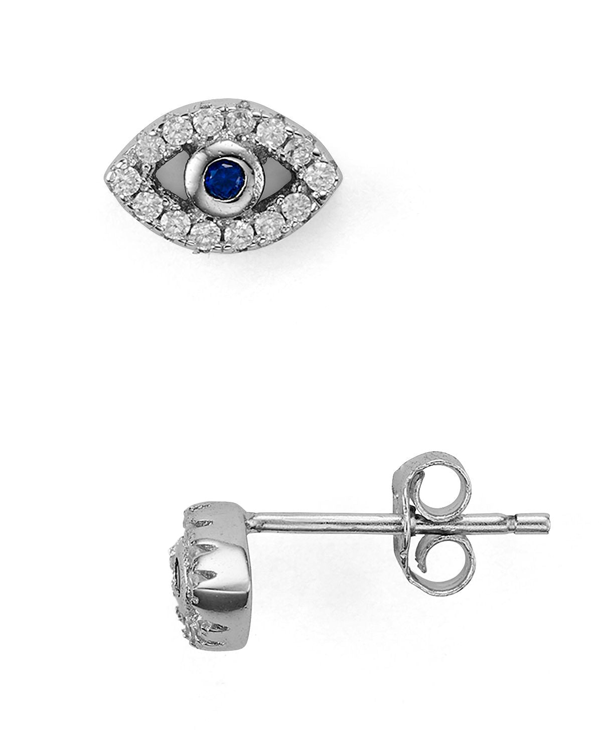 EYE shaped Mati Studs