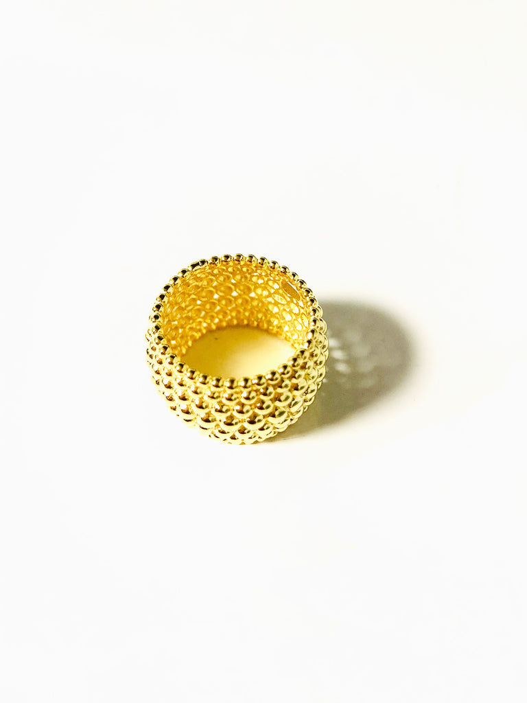 The Bee Hive Ring