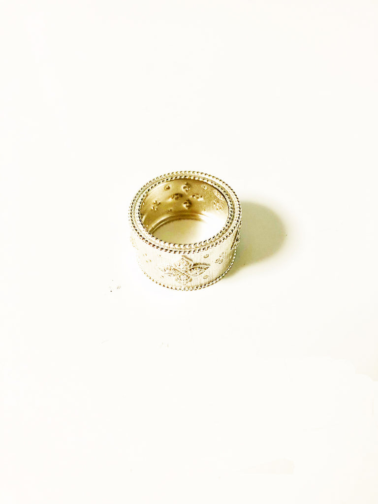 The Queen Bee Ring - Silver