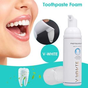 60ml Liquid Foaming Toothpaste