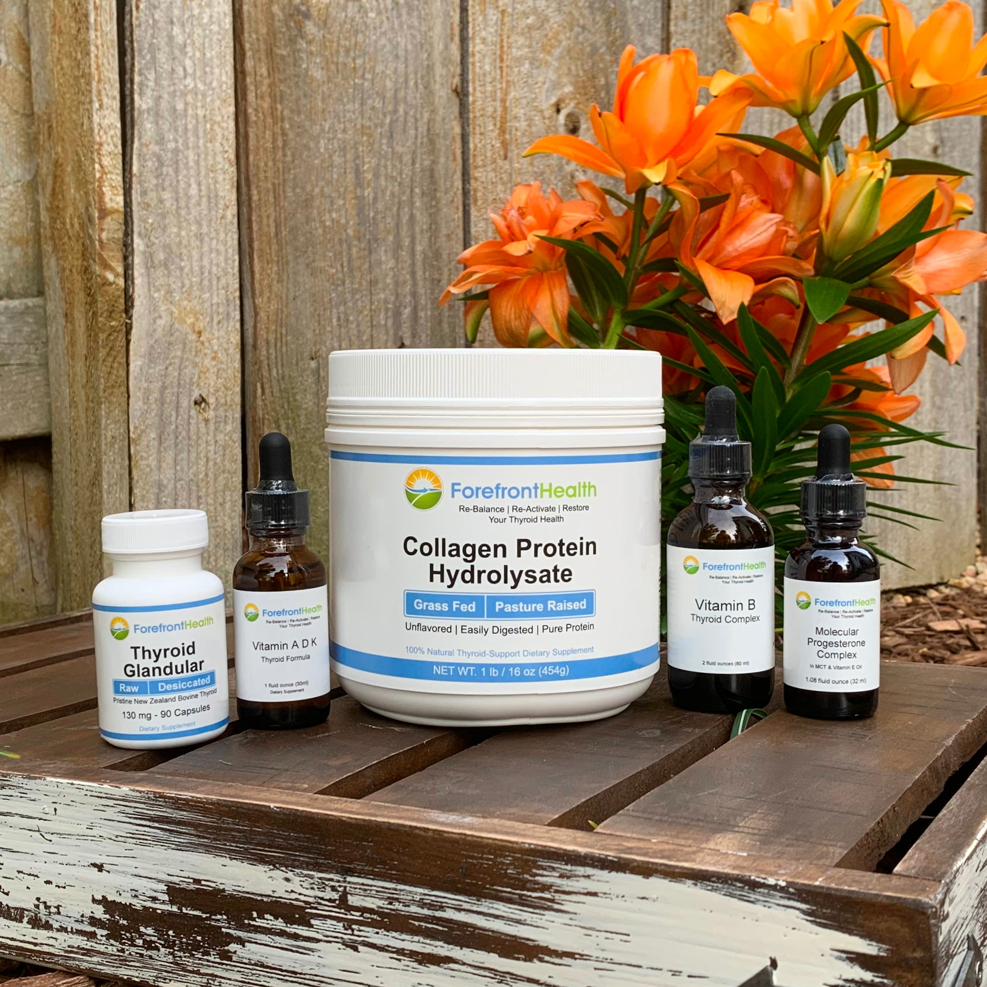 Hypothyroid Starter Bundle