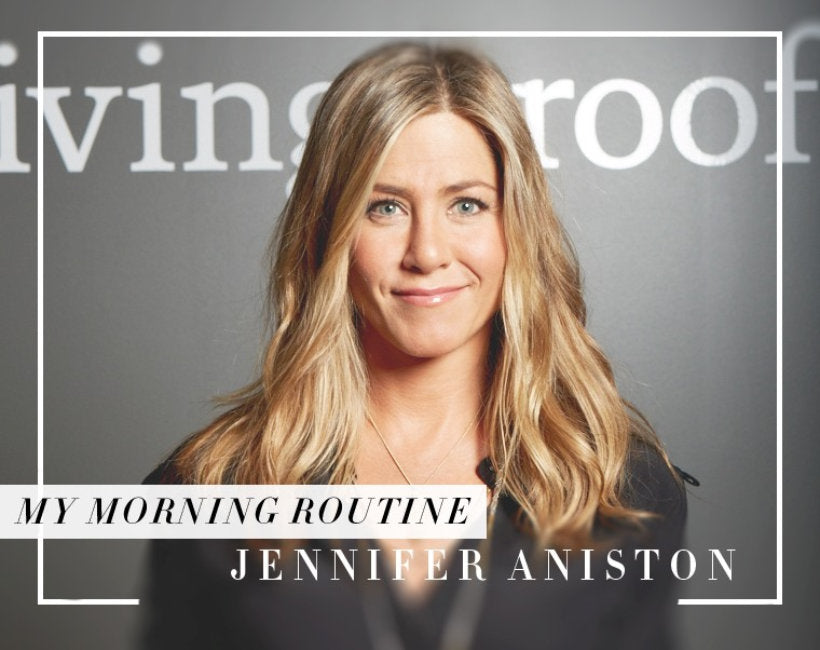 Jennifer Aniston Good and Well Interview