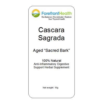 Cascara Sagrada Powder