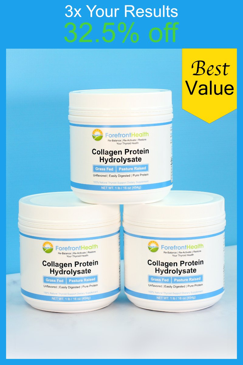 Collagen - 3 Bottle Super Saver Bundle