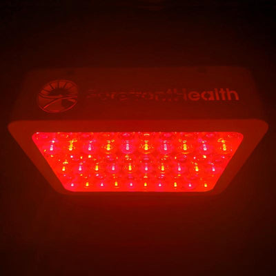 Quad-Wave Red Light Therapy Device