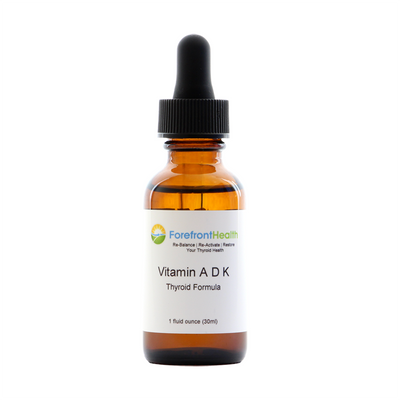 Vitamin ADK Thyroid Formula