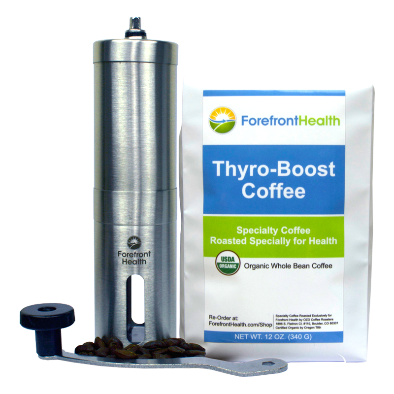 Thyro-Boost Coffee & Grinder Bundle