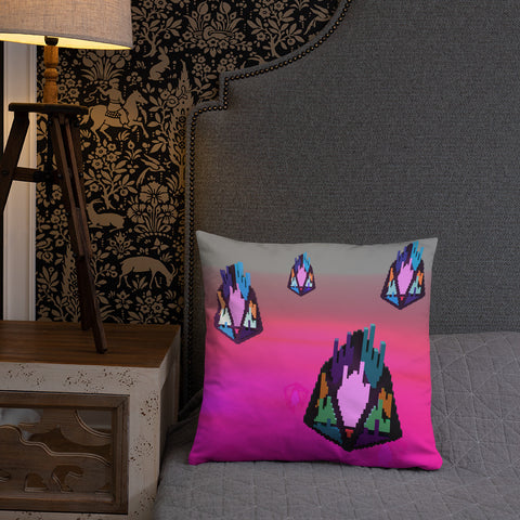 Image of FY - Pixeos Voxel - *Basic Pillow*