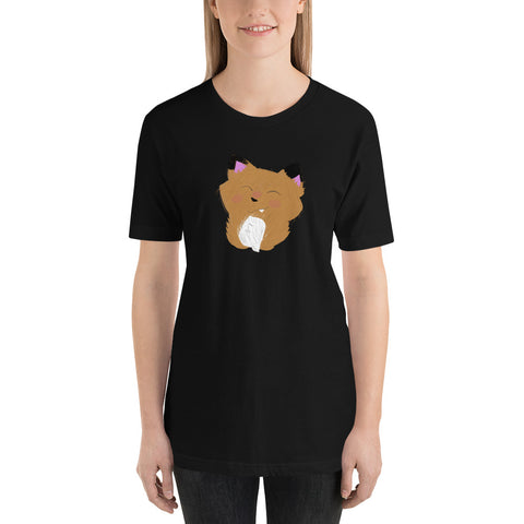 HA - Foxie/Hailey  - *Men's/Women's/Unisex T-Shirt*