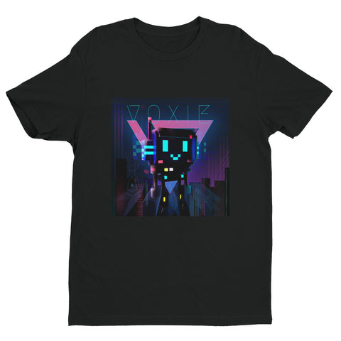 Image of FY - Voxie Cyberpunk 2 - *Men's Premium T-Shirt*