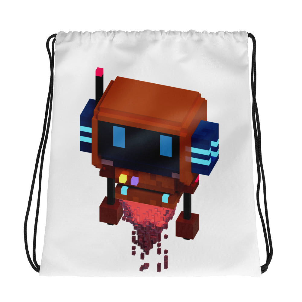 FY - Voxie Rocket - *Drawstring bag*