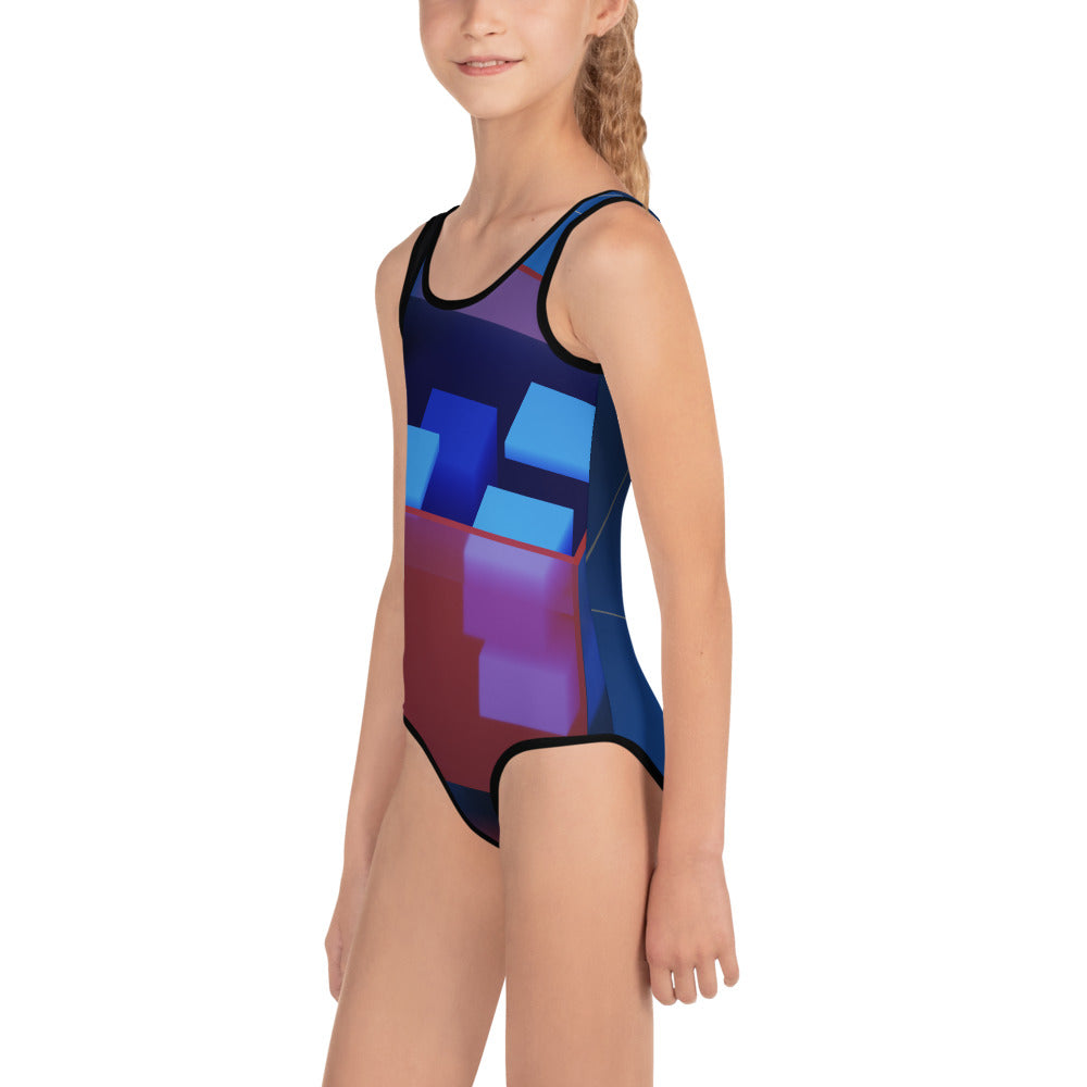 FY - Voxie Drink - *Kids Swimsuit*