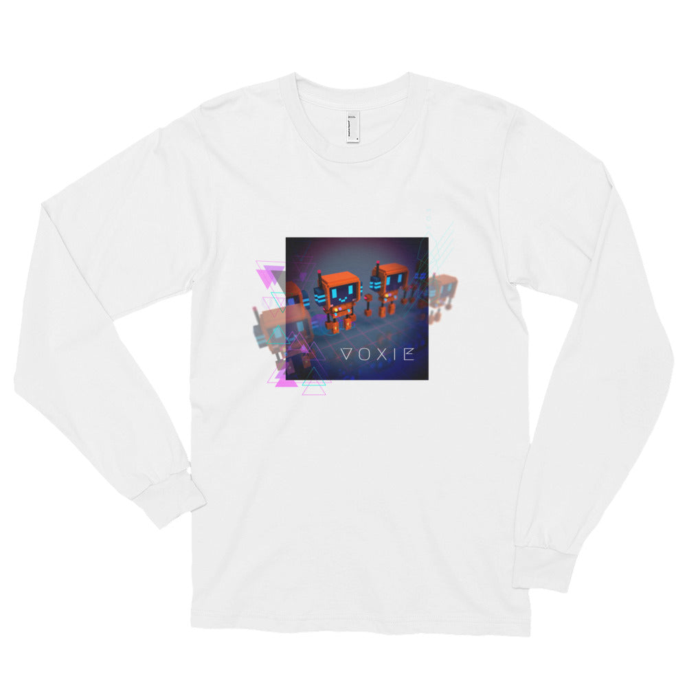 FY - Cyberpunk Voxie - *Long sleeve T-shirt*