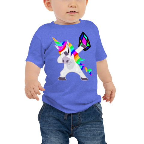 Image of YM - Dabing Unicorn - *Baby Tee*