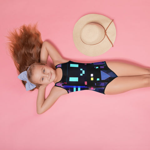 Image of FY - Cyberpunk Voxie 2 - *Kids Swimsuit*