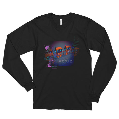 Image of FY - Cyberpunk Voxie - *Long sleeve T-shirt*
