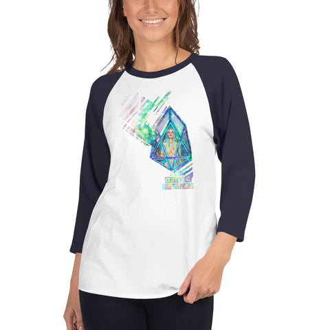 Image of AV - EOS Torch Bearer - *Women's 3/4 sleeve Shirt*