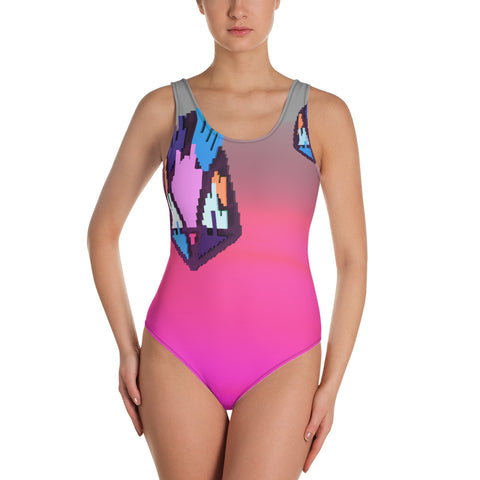 Image of FY - Pixeos Voxel - *Women's Swimsuit*