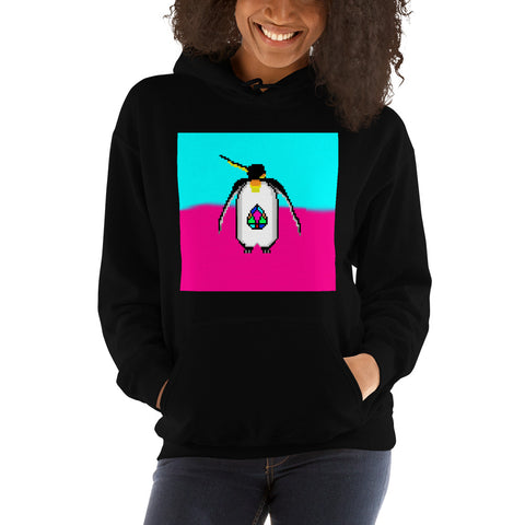 JN - Penguin - *Hooded Sweatshirt*
