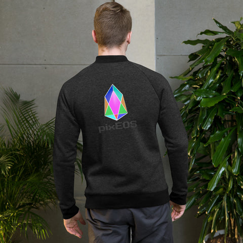 Image of PIX - pixEOS logo 3D 2 - *Men's Bomber Jacket*