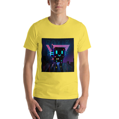 Image of FY - Voxie Cyberpunk 2 - *Men's T-Shirt*