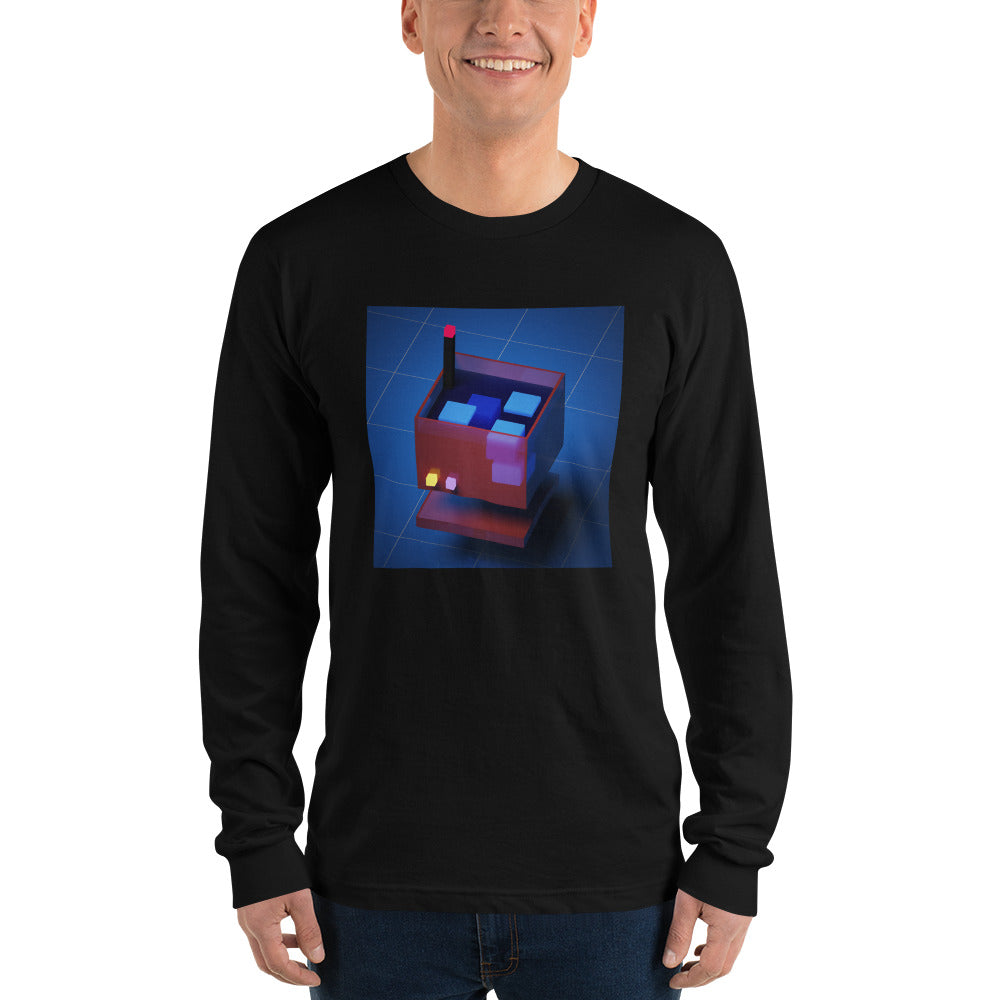 FY - Voxie Drink - *Men's Long Sleeve T-Shirt*