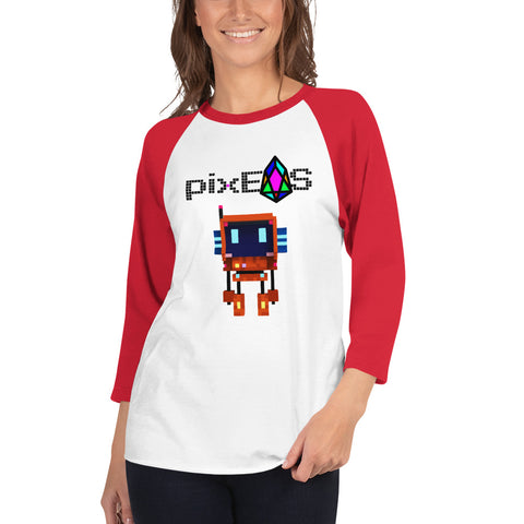 Image of PIX - Voxie 3 - *Women's 3/4 Sleeve Shirt*