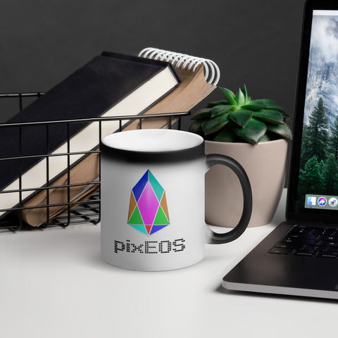 Image of PIX - pixEOS logo 3D 2 - *Color-Changing Mug*