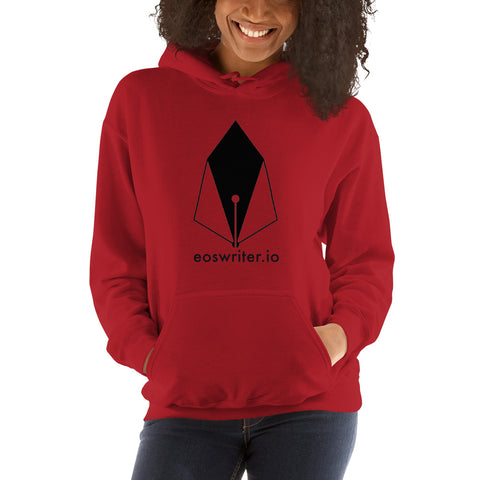 SB - Eoswriter - *Women's Hooded Sweatshirt*