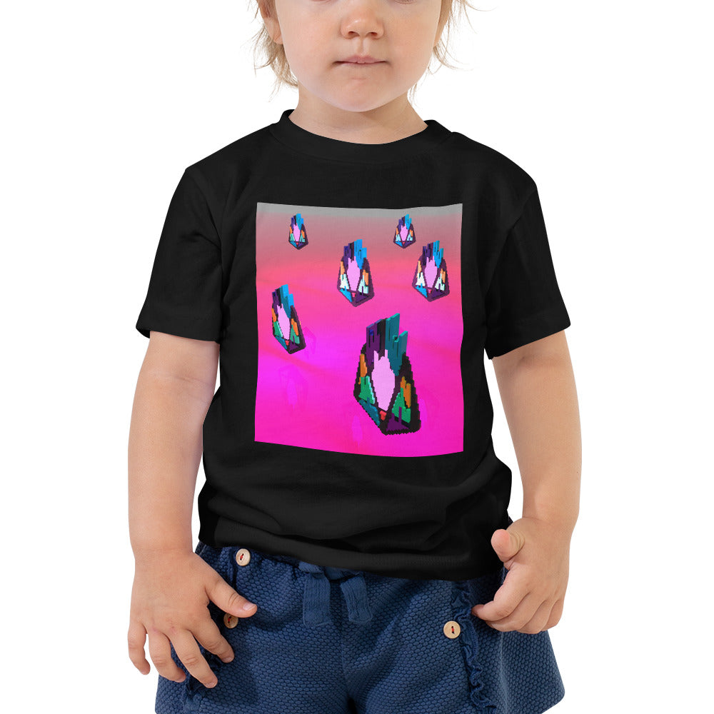 FY - Pixeos Voxel - *Toddler Short Sleeve Tee*
