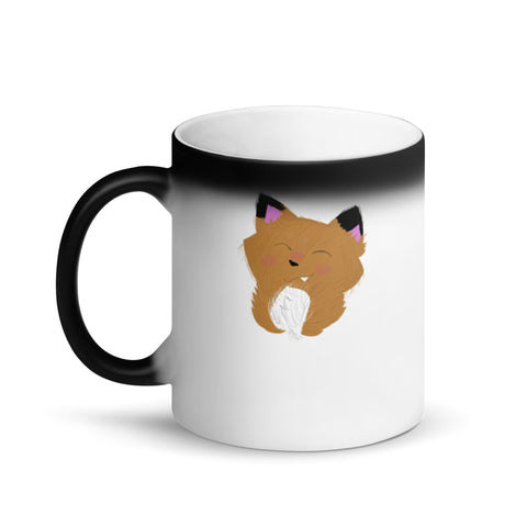 HA - Foxie/Hailey  - *Color-Changing Mug*