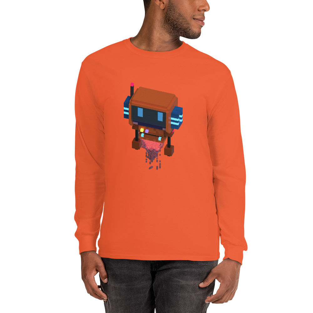 FY - Voxie Rocket - *Men's Long Sleeve T-Shirt*