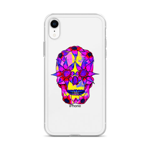 OP - Pink Skully - *iPhone Case*