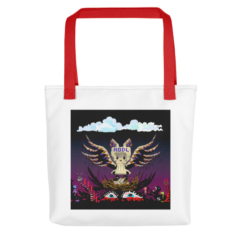 Image of SB - HODL BIRD - *Tote bag*