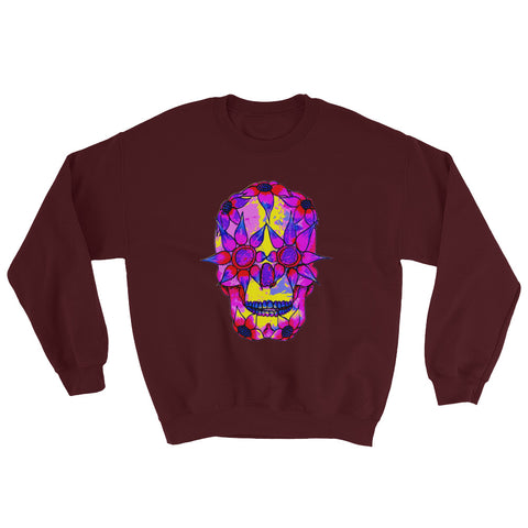 OP - Pink Skully - *Sweatshirt*