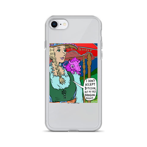 Image of JC -  Ye Olde Bitcoin Shoppe - *iPhone Case*
